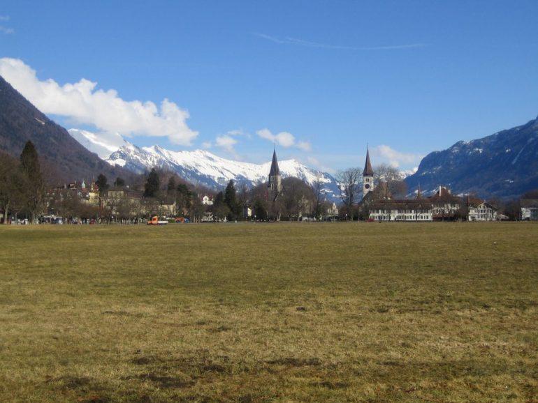 Bern To Interlaken 1