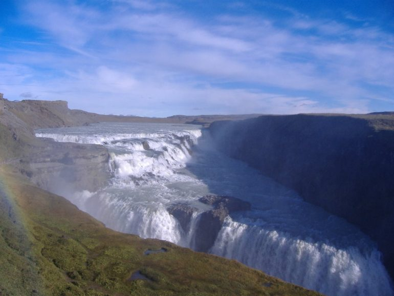 Drive me to the moon - Touring The Icelandic Golden Circle 1