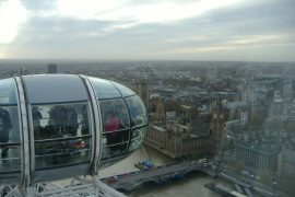 Foggy London Town 1