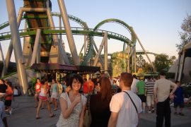 The Hulk - Surviving Universal Studios 7