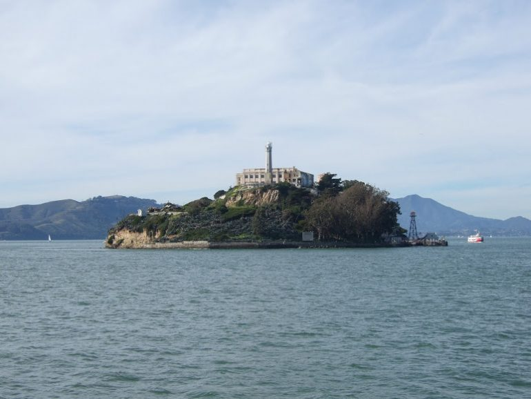 The Rock - Visiting Alcatraz 6