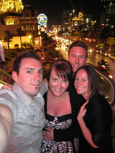 Vegas with the Boyd's 4