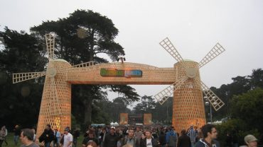 One great Night at the Outside Lands Festival 9
