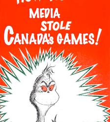 Dahoo Dorray - How the Media Stole Canada's Games 1