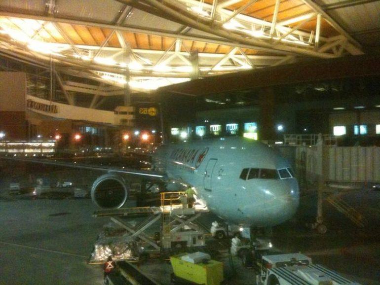 Hong Kong bound
