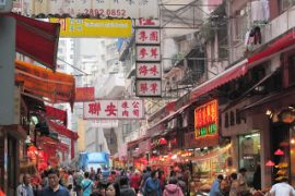 Kong Show - 100 dollars in Hong Kong 11
