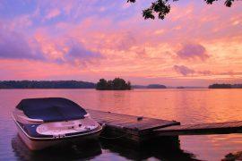 Visiting Lake Placid