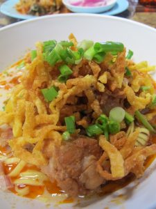 The infamous Khao Soi. God how I miss it.