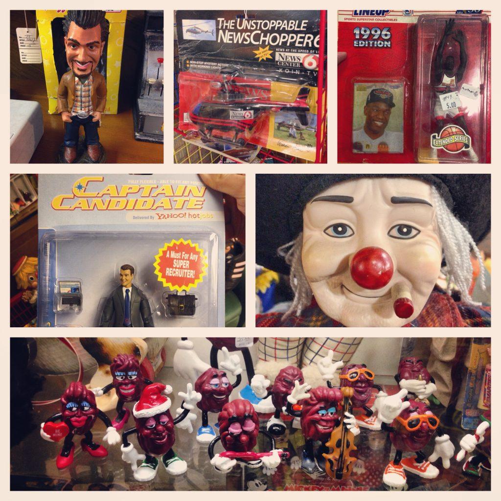 Long Beach Wa. - Where toys go to die.