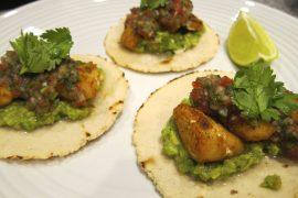 Halibut Cheek Fish Tacos 4