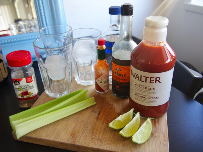 All you need for a perfect Caesar
