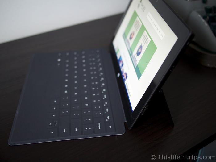 iPad it ain't