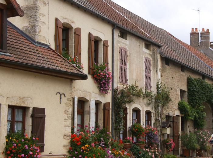 Vacation Rental near Beaune, France
