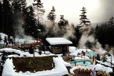 A Day at the Scandinave Spa Whistler BC 3