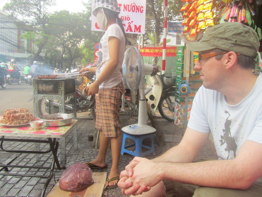 Saigon Street Meat