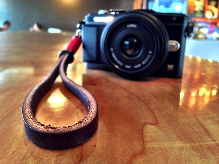 Long camera strap