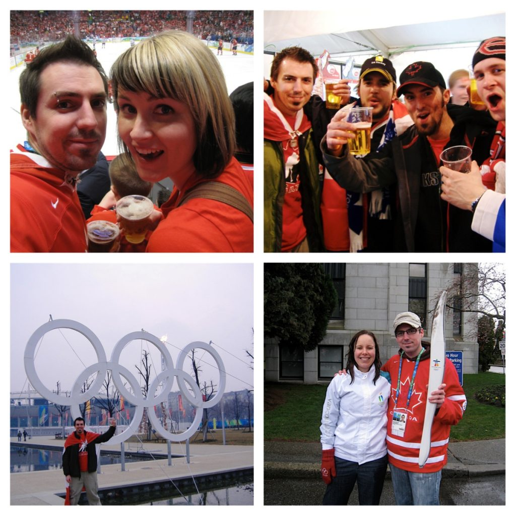 Turin and Vancouver Games