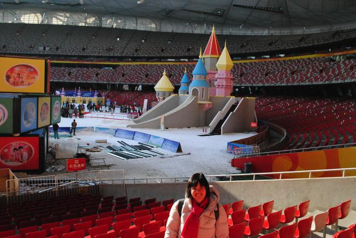The bizarre modern uses of the Bird's Nest in Beijing