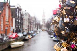 Instagramming Amsterdam