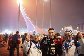 Instagramming Sochi 2014