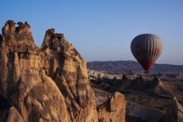 Instagramming Cappadocia