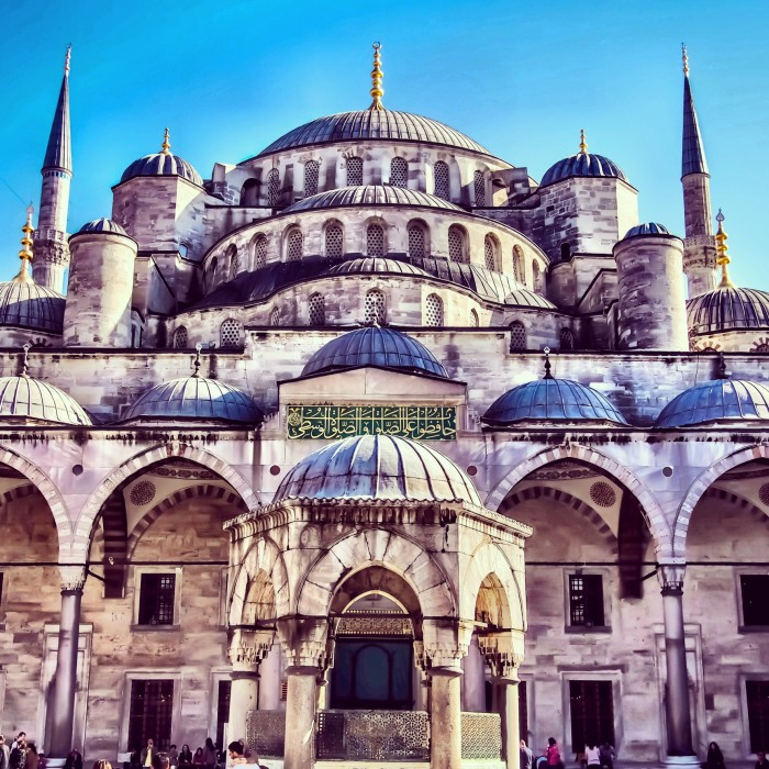 Instagramming Istanbul