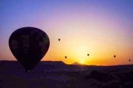 High Above Cappadocia - Voyager Balloons Review 4