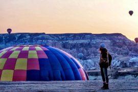 High Above Cappadocia - Voyager Balloons Review 5