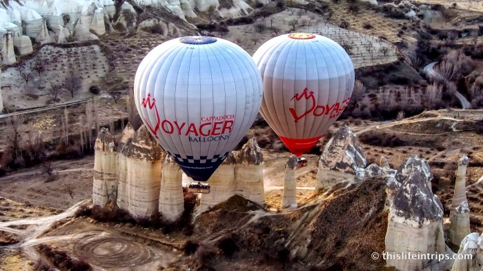 High Above Cappadocia - Voyager Balloons Review 11