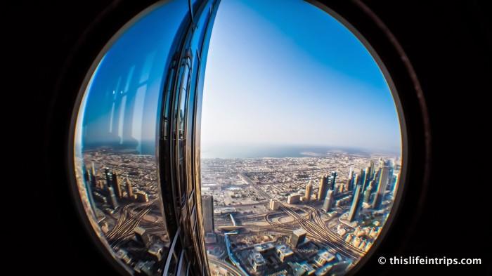 Burj fisheye 3