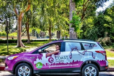Los Angeles ZipCar - Zipping From Sight to Sight 12