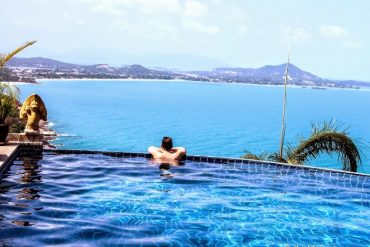 Sandalwood Luxury Villas - A Tastes of the Good Life High Above Koh Samui 11