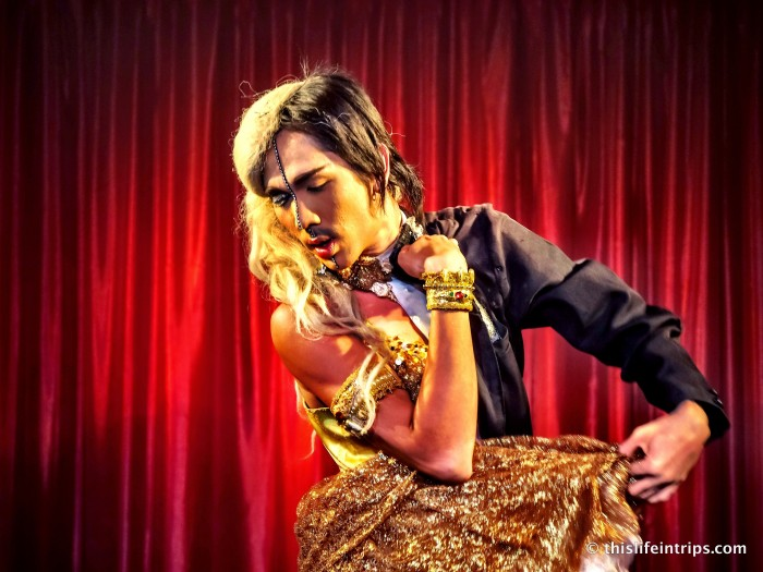 Ladyboy show