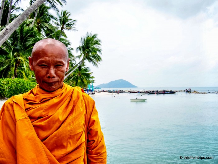 That Day I Hung Out With A Monk 3