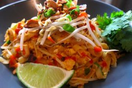 Almost Authentic Pad Thai Recipe 9