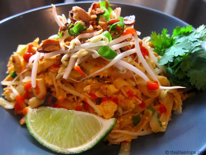Almost Authentic Pad Thai Recipe 9