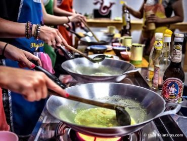 Zabb E Lee Thai Cooking School Chiang Mai Review 5
