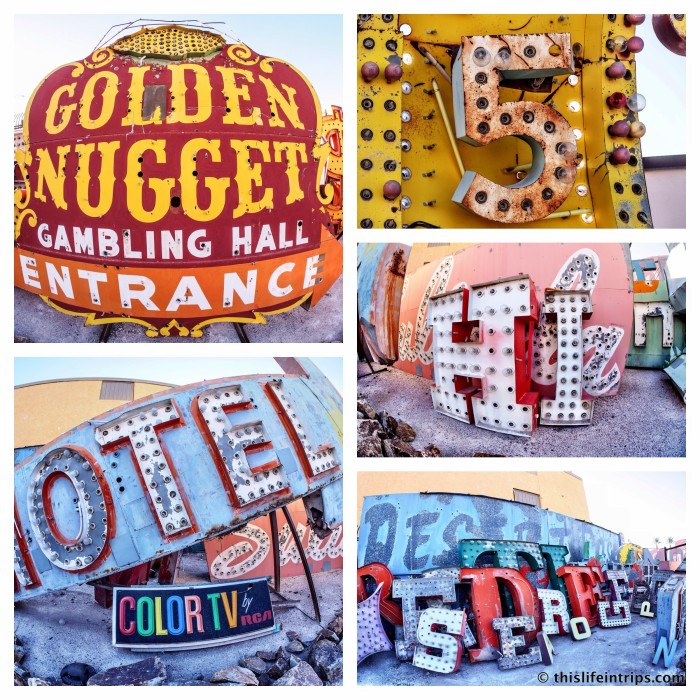 Stepping Back in Time with a Visit to The Neon Boneyard 1