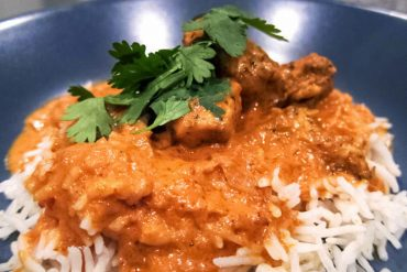 Quick and Simple Butter Chicken 1
