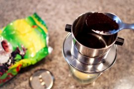 How to Prepare Vietnamese coffee 5