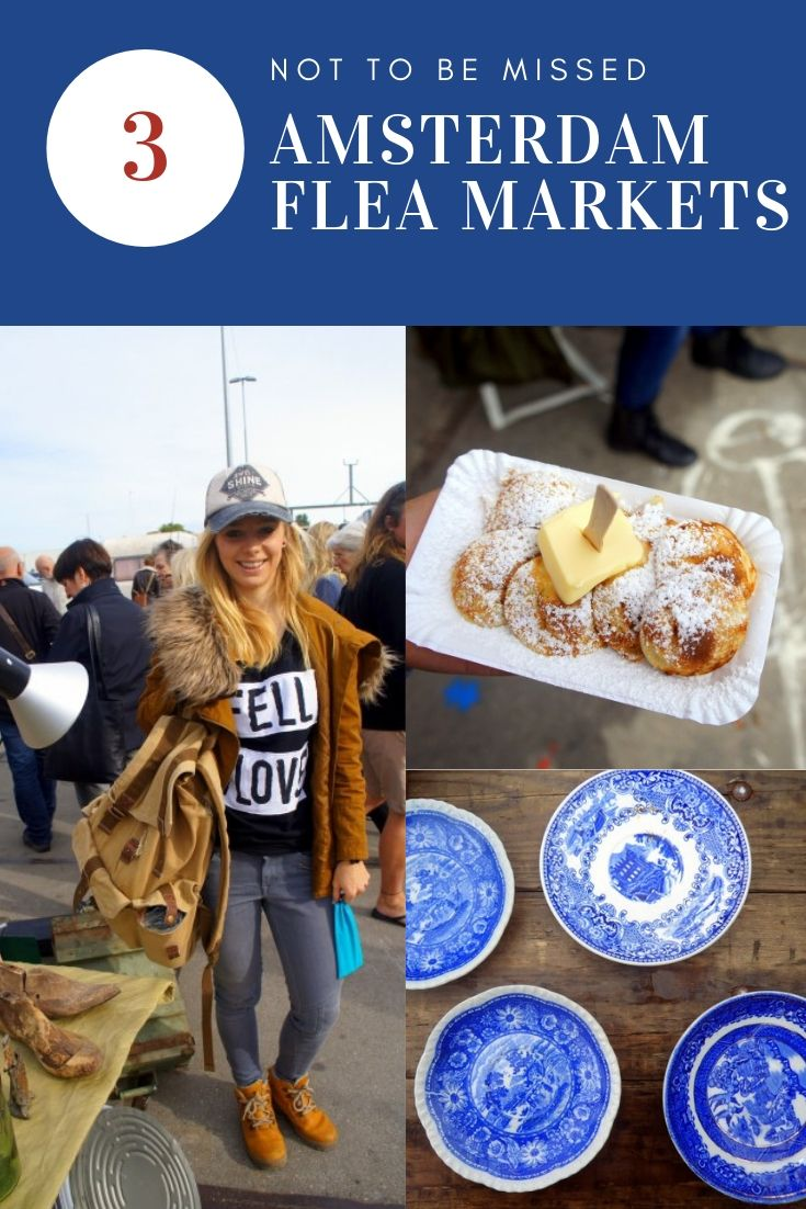 3 Flea Markets in Amsterdam Not to be Missed