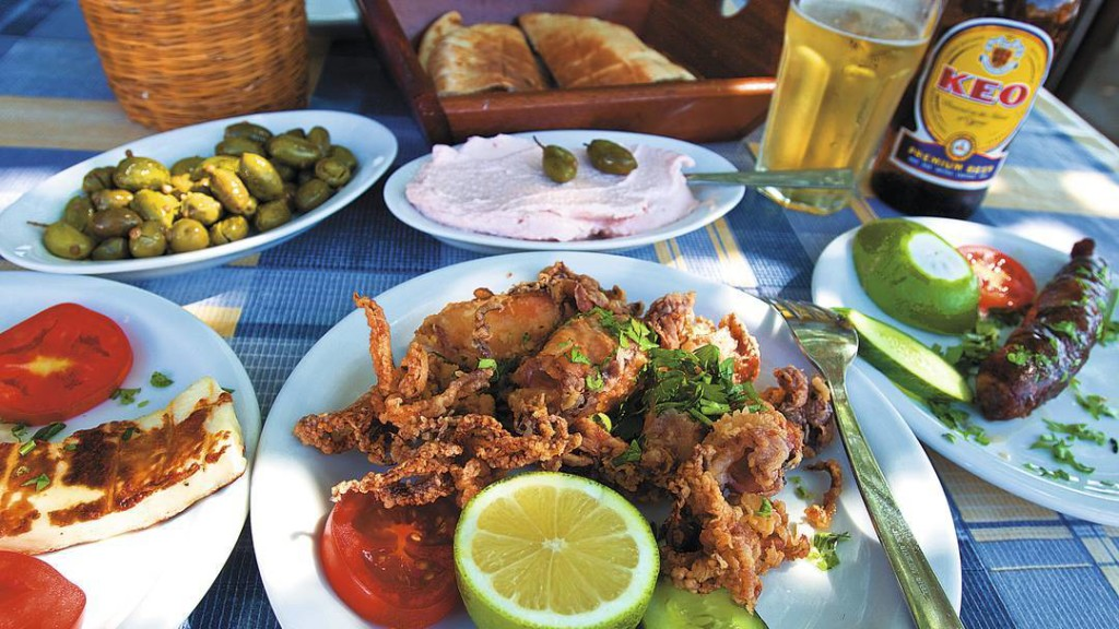 Eating Like a Local in Cyprus 1