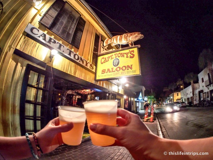 unique bars in Key West