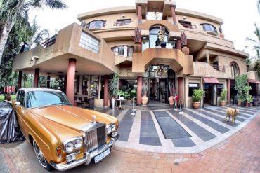 Unearthing a Gem in Joburg - Villa Simonne Review 12