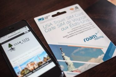 Roam Mobility Review - Connected South of 49 16