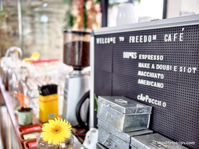 The Concierge Boutique Hotel - Freedom Cafe