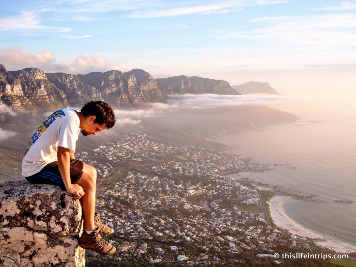 That Time I Almost Died Climbing Lions Head 3
