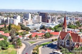 A Whirlwind Day in Windhoek - Touring Namibia's Capital 2