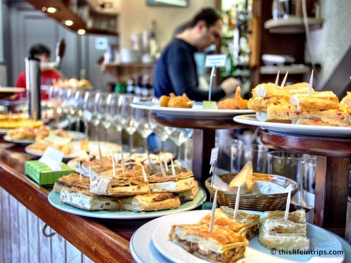 How to do San Sebastian Pintxo bars Right 8