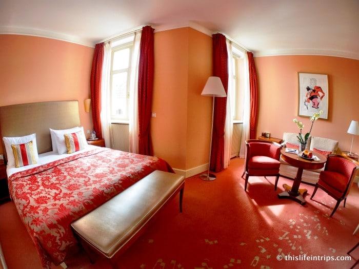 Aria Prague Hotel